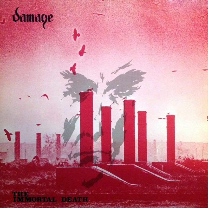 Damage (Speed Metal with Hardcore Influences) [Finland]  All