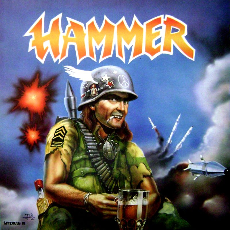 Hammer (Thrash Metal) [Poland]  All discography  DTS Metal