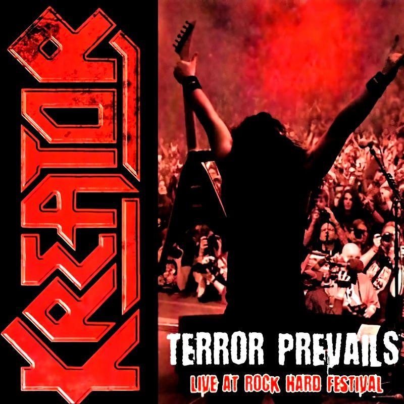 Kreator; Terror Prevails-Live At Rock Hard Festival (Live)