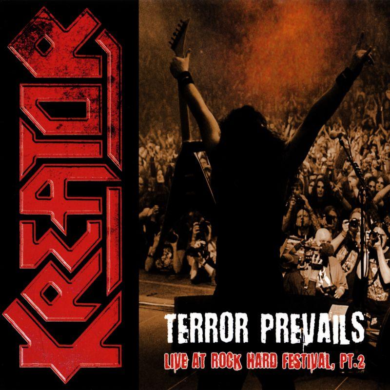 Kreator; Terror Prevails-Live At Rock Hard Festival, Pt. 2 (Live)
