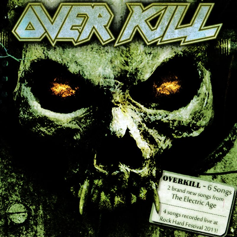 overkill complete discography