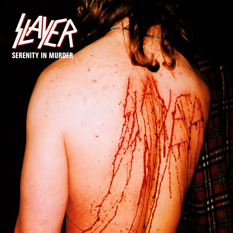 Slayer; Serenity in Murder (EP)